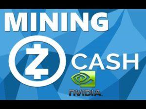 Как майнить криптовалюту ZEC (ZCash)