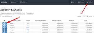 Как вывести деньги с биржи Bitrix (Bittrex)