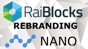 RaiBlocks Nano (XRB) все о криптовалюте, курс и прогноз