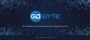GoByte (GBX) — все о криптовалюте, курс и прогноз