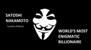 Лицо Сатоши Накамото — кто создал биткоин?