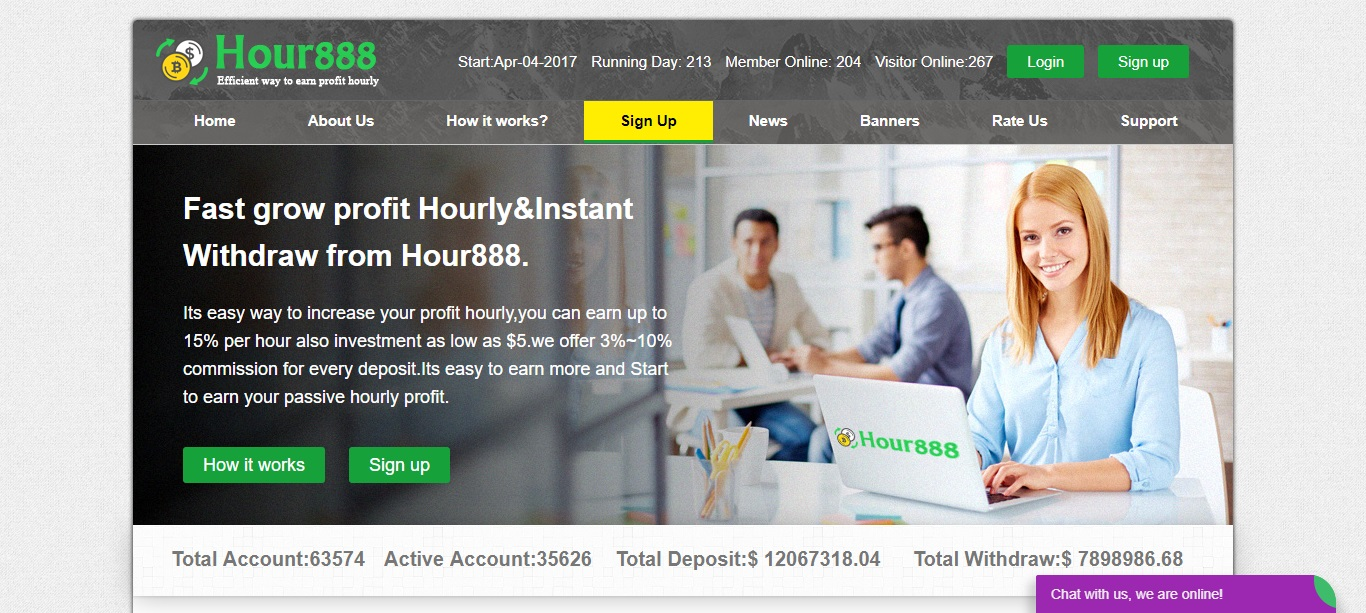 hour888 plan calculator alternative - Реальные отзывы о hour888.com - мошенники или нет