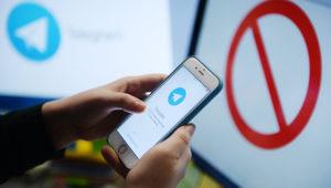 В Иране заблокировали Telegram
