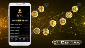 Centra (CTR) был убран с бирж Binance и OKEx