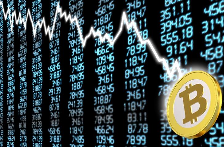 Почему падает криптовалюта когда закрывается торговля на форексе