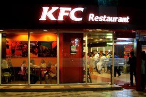 Сколько стоит франшиза КФС (KFC) в 2018 году