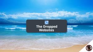 Реальные отзывы о The Dropped Websites