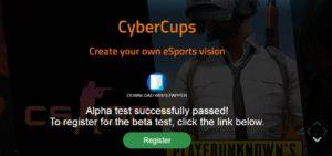 CyberCup (CCUP) — все о криптовалюте, курс и прогноз