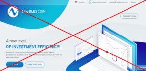 Реальный отзыв о Noobles Coin Limited (Nooblescoin.com)