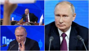 Отзывы о Пресс-конференции Путина сегодня — 20.12.2018