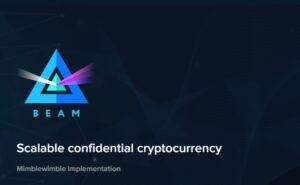 BEAM — все о криптовалюте, курс и прогноз