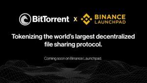Криптовалюту BitTorrent раскупили за 18 минут